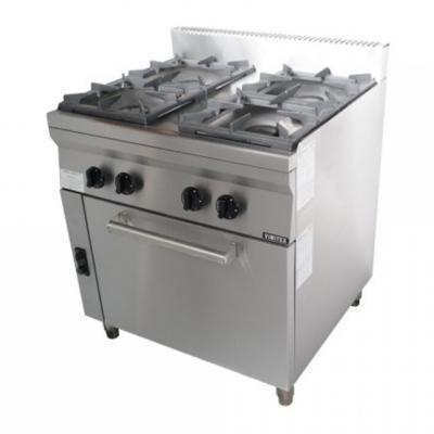 Κουζίνες με φούρνο αερίου
